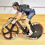 Dansk juniorrekord af DBC-rytter