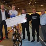 Thorkild Madsen Fonden har støttet cykelsporten i mere end 30 år