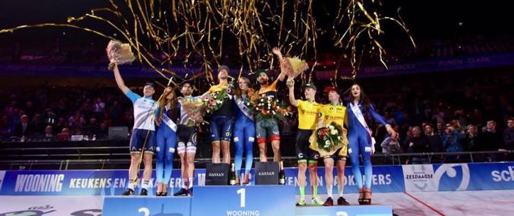 Dansk andenplads i Rotterdam. Tysk sejr