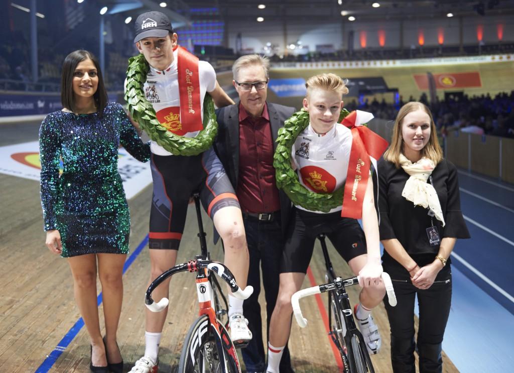 Copenhagen Six Days Cycling Race - Day Six