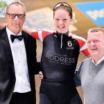 Trine Schmidt vinder af historisk Ladies Cup