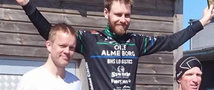 Dansk enkeltstartssejr med mere end 50 km/t i gennemsnit