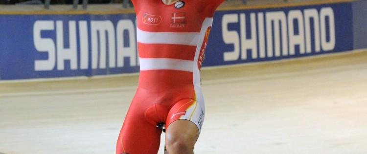 Alex Rasmussen med i fredagens provinsmesterskaber på Aarhus Cyklebane
