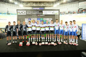 2017 UCI Track Cycling World Championships