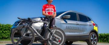 Bliver med 100% sikkerhed godt kørende når de gælder servicebil. Denne fede Nissan Qashqai har Andersen Biler været så fantastiske at stille til rådighed for mig. Dét er lækkert!!