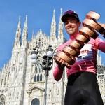 Giro-vinder favorit til samlede Schweiz Rundt sejr