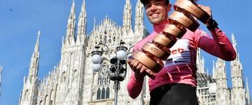 Giro d'Italia 2017 - 100a edizione -  Tappa 21 -  Monza (Autodro