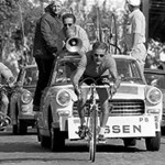 TOUR DE FRANCE 1968: MELUN / PARIS