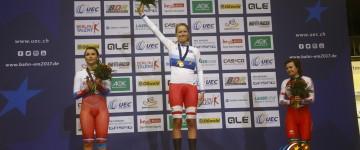 2017 UEC Elite Track European Championships