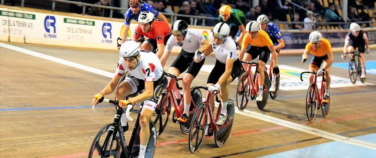Imponerende stærkt felt til torsdagens UCI omnium i Ballerup