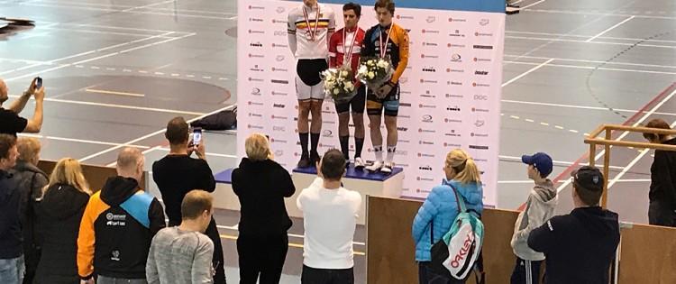 Oliver Wulff Frederiksen også 1000 meter-mester