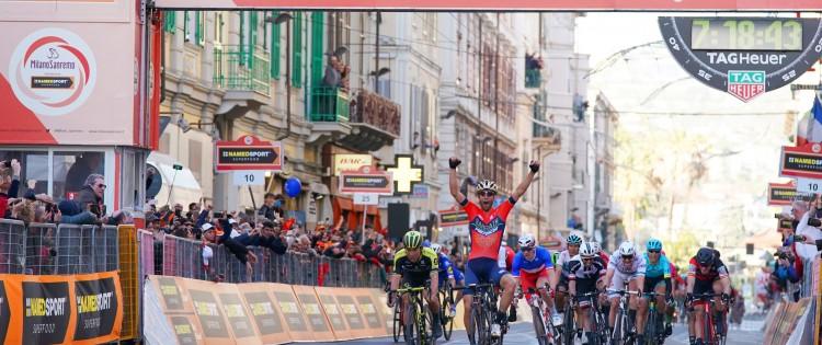 Magnus Cort blev femte dansker i top-10 i Milano-Sanremo