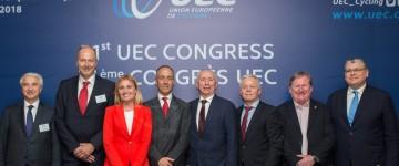 UEC Union Européenne de Cyclisme 31st Congress  Istanbul 2018
