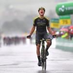 Chris Juul Jensen blev den femte dansker til at vinde en etape i Schweiz Rundt