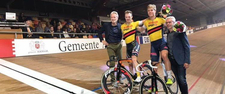 Hollandsk føring i Alkmaar. Hester på tredjepladsen