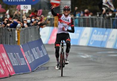 Joe Dombrowski vinder af fjerde etape i Giro'en
