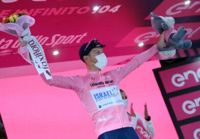 Interviews efter fjerde etape af Giro 'Italia