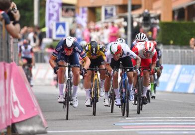 Interviews efter anden etape af Giro d'Italia