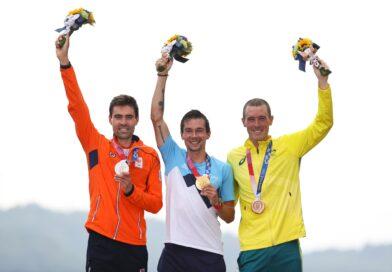 Roglič olympisk mester i enkeltstart. Dansk syvendeplads