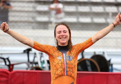 Van Vleuten suveræn olympisk mester på enkeltstart