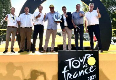 Holdpræsentationen for Tour de France 2022 afholdes i Tivoli